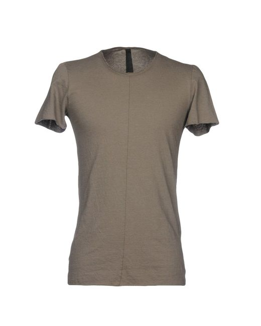 Poeme Bohemien - Gray T-shirt for Men - Lyst