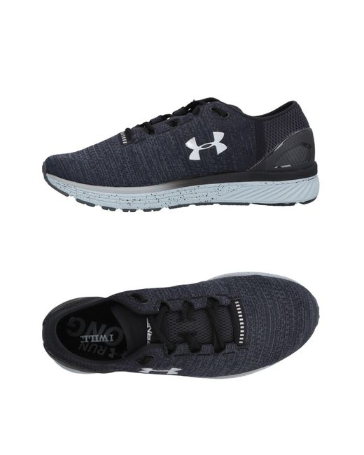 Under Armour - Gray Low-tops & Sneakers for Men - Lyst