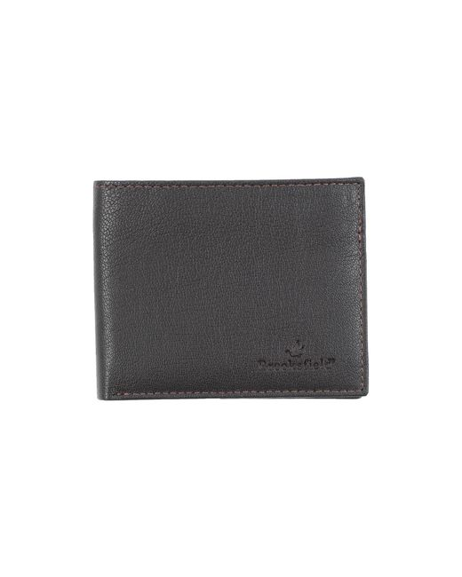 Brooksfield - Brown Wallet for Men - Lyst