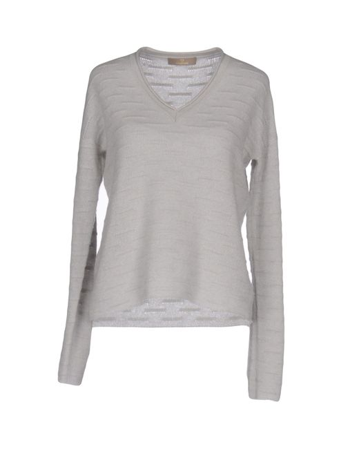 Cruciani | Gray Sweater | Lyst