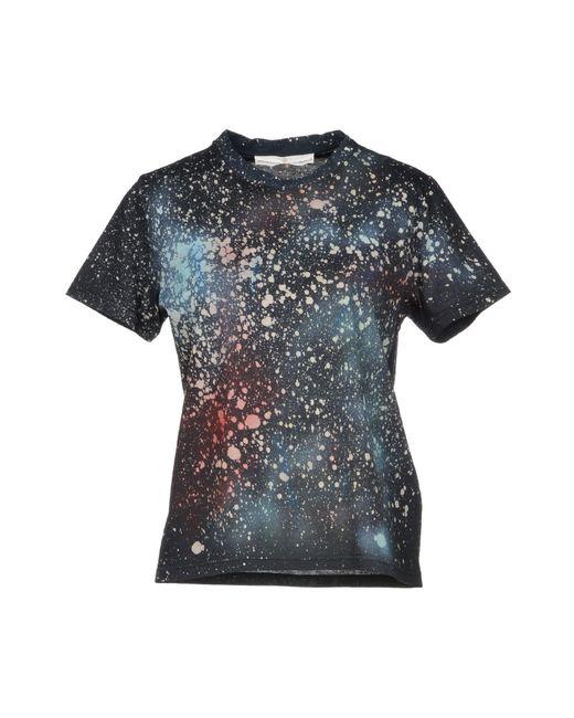 Golden Goose Deluxe Brand - Blue T-shirt - Lyst