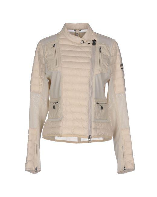 Colmar - White Down Jacket - Lyst