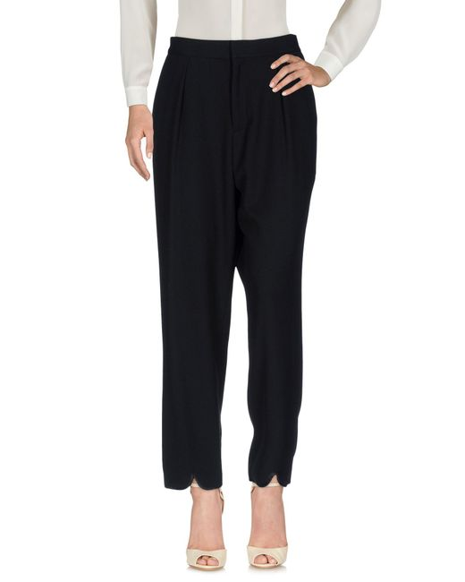 Cheap Price In China TROUSERS - 3/4-length trousers J.W.Anderson Drop Shipping Cheap Online Cheap Low Shipping Fee eL0jRSKWJl
