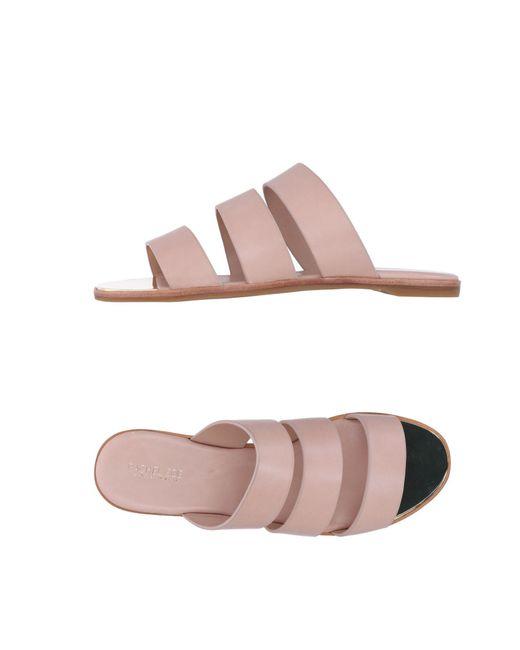 Rachel Zoe - Pink Sandals - Lyst