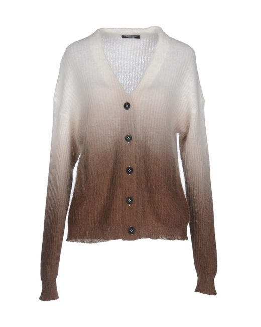 Roberto Collina - Brown Cardigans - Lyst