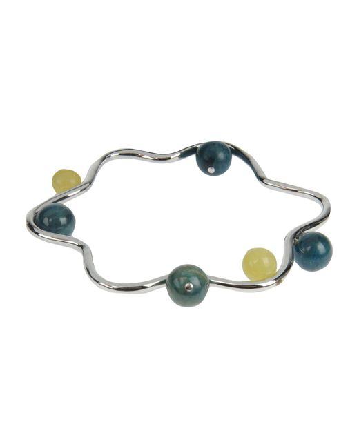 Uribe - Metallic Bracelet - Lyst