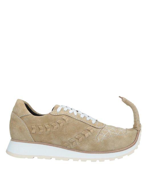 Loewe - Natural Low-tops & Sneakers - Lyst