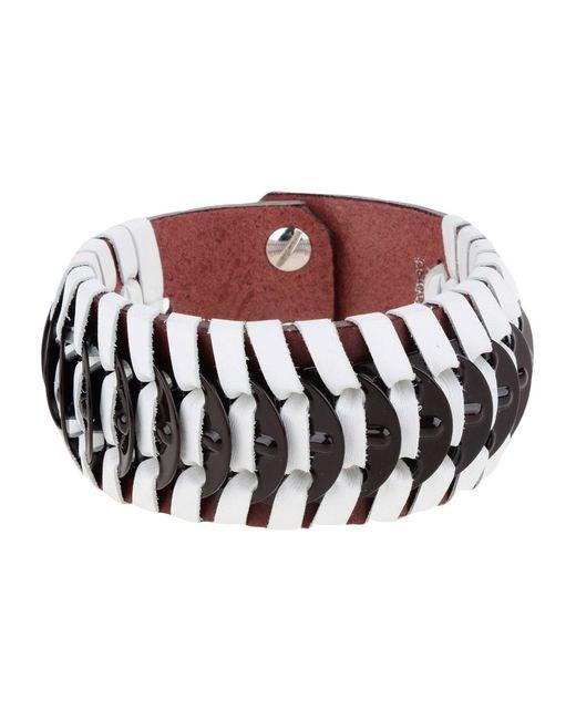 DSquared² - Purple Bracelet for Men - Lyst