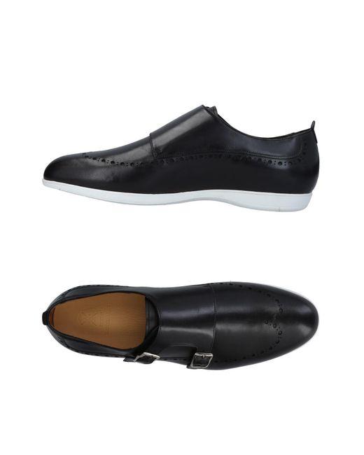 Sutor Mantellassi - Black Loafers for Men - Lyst