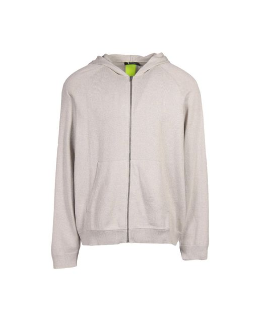 T By Alexander Wang - Gray Sweatshirt for Men - Lyst