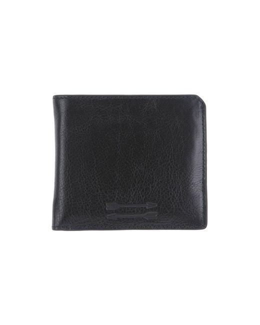 Uri Minkoff - Black Wallet for Men - Lyst