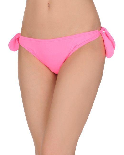 Juicy Couture | Pink Swim Brief | Lyst