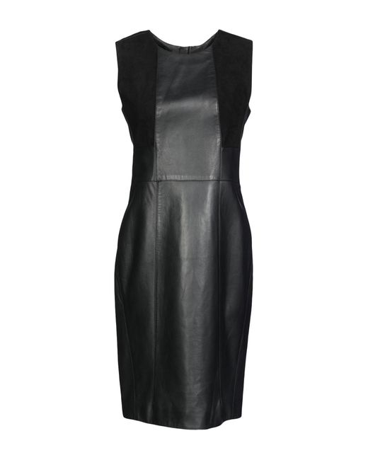 Belstaff Blue Short Dress