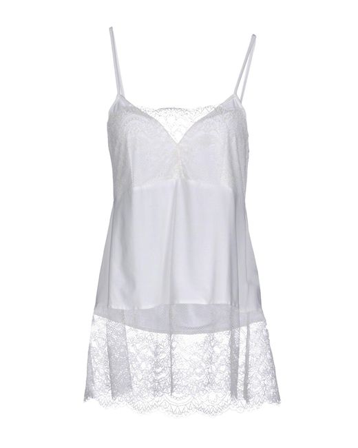 Hotel Particulier - White Top - Lyst