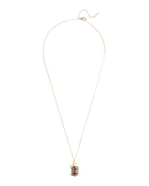 Nach - Brown Necklace - Lyst