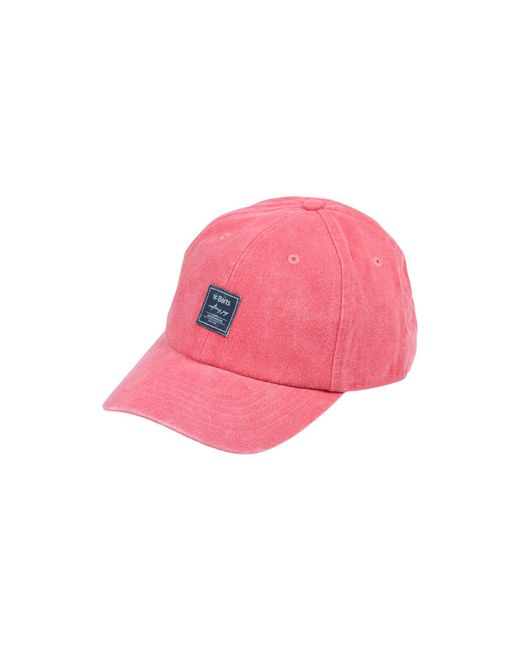Barts - Red Hats for Men - Lyst