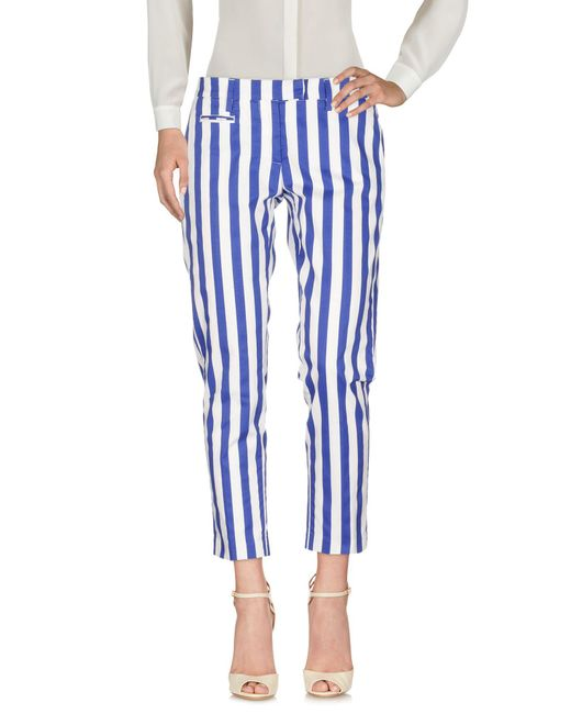 Dondup - Blue Casual Trouser - Lyst