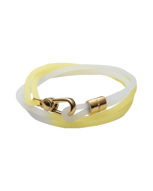 Marc By Marc Jacobs - Yellow Bracelets - Lyst