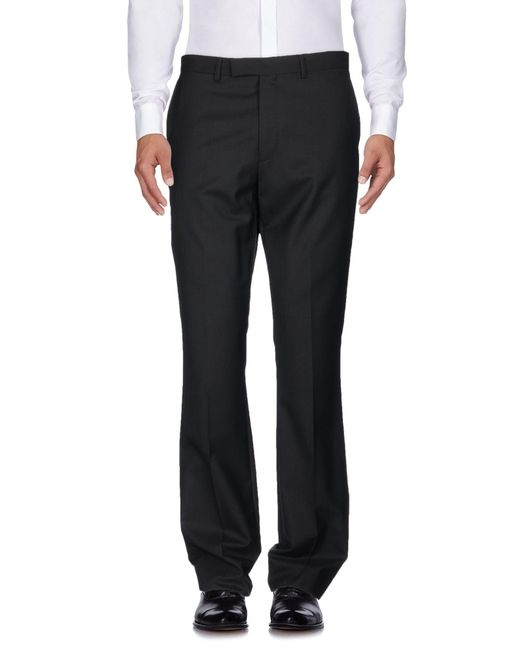 Raf Simons - Black Casual Trouser for Men - Lyst
