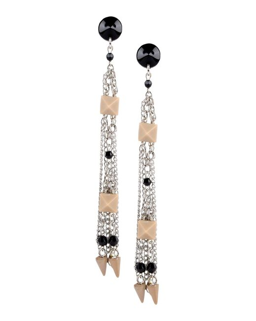 Mercantia - Gray Earrings - Lyst