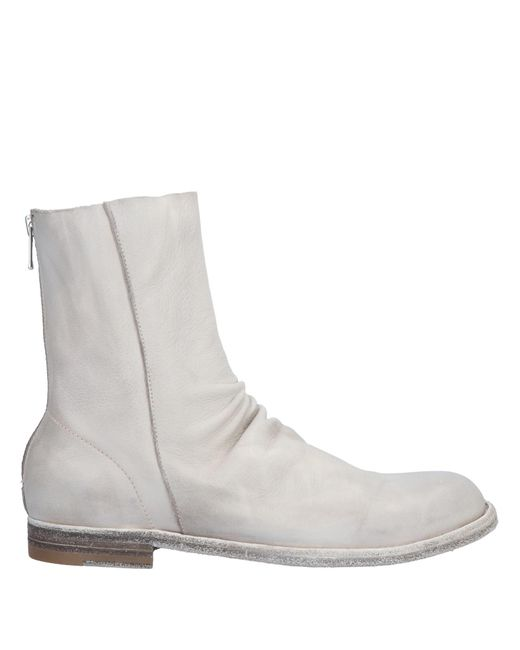 Officine Creative - Gray Ankle Boots - Lyst