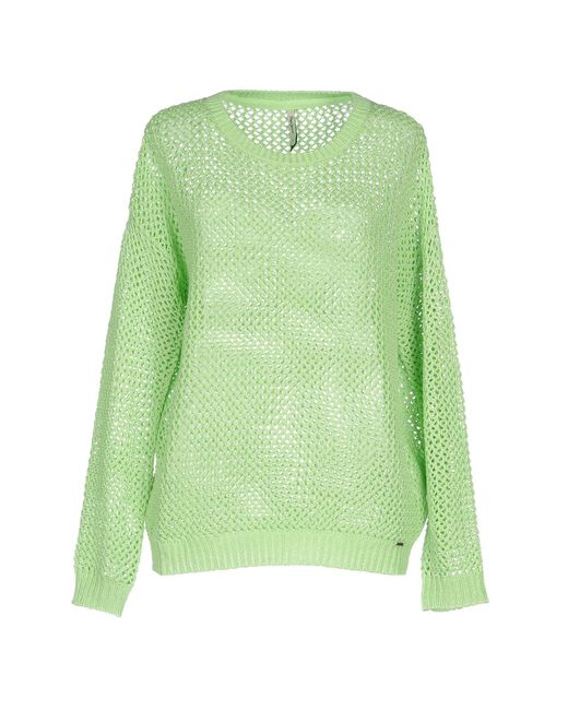 Pepe Jeans - Green Sweaters - Lyst