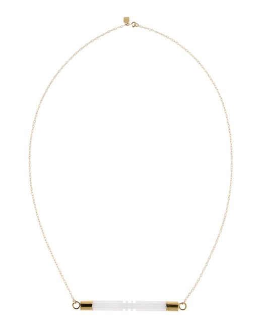 Lily Kamper | Metallic Necklace | Lyst