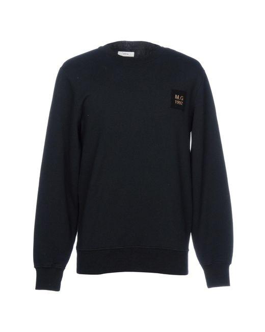 Mauro Grifoni - Blue Sweatshirts for Men - Lyst