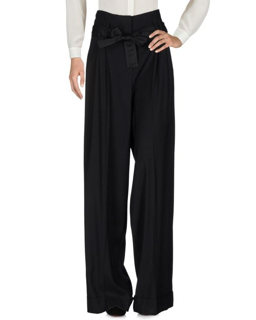 Space Style Concept | Black Casual Trouser | Lyst