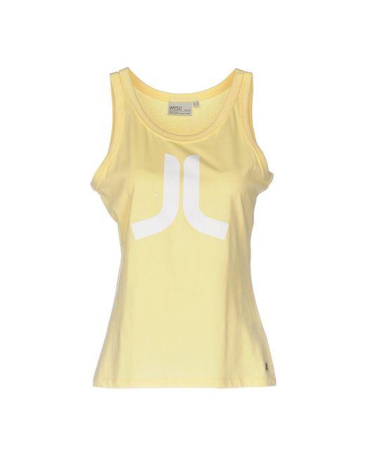 Wesc | Yellow Vest | Lyst