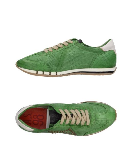 A.s.98 - Green Low-tops & Sneakers for Men - Lyst