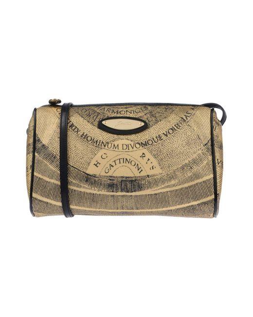 Gattinoni - Yellow Cross-body Bag - Lyst