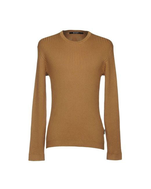 Tiger Of Sweden - Brown Jumper for Men - Lyst