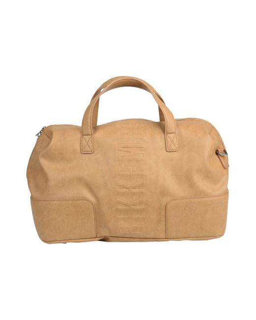 Bikkembergs - Natural Luggage for Men - Lyst