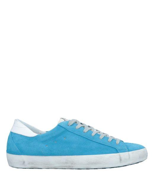 Quattrobarradodici Blue Low-tops & Sneakers for men