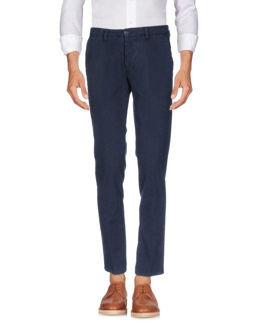 Cruna - Blue Casual Pants for Men - Lyst