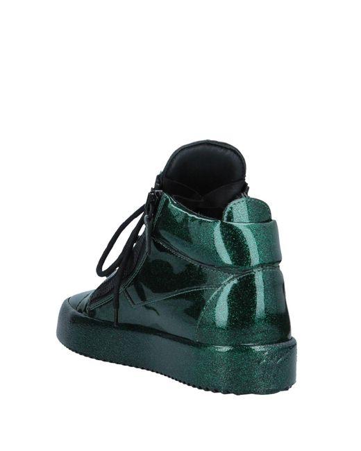 amp  Montantes Sneakers Pour Lyst Tennis Zanotti En Giuseppe Homme 546xTF 3627f9beaed7