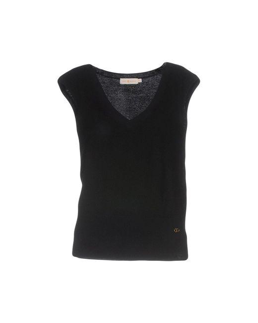 Tory Burch - Black Sweaters - Lyst
