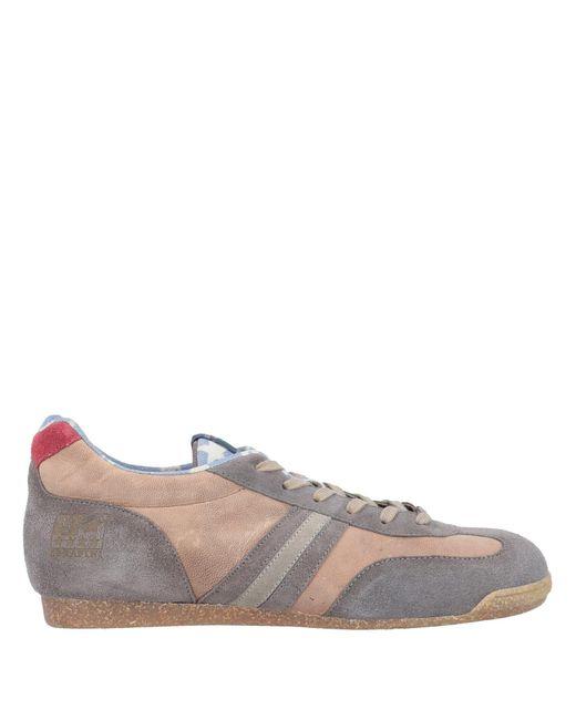 Serafini Gray Low-tops & Sneakers for men