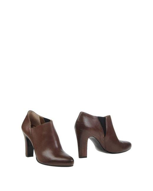 Roberto Del Carlo - Brown Shoe Boots - Lyst