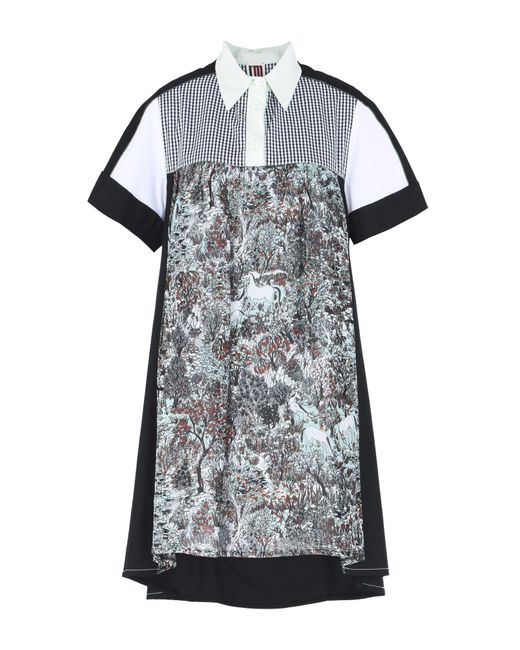 I'm Isola Marras - Black Knee-length Dresses - Lyst