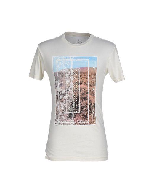Altamont - Natural T-shirt for Men - Lyst
