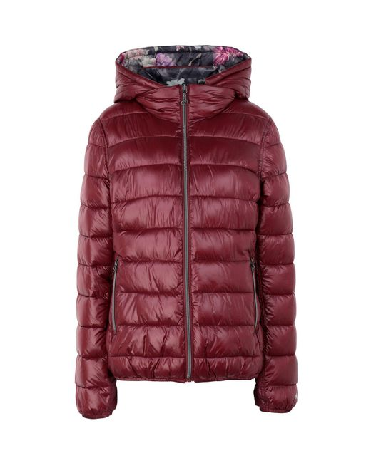 size 40 02708 45ae1 Deha Synthetic Down Jacket in Red - Lyst