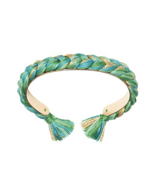 Aurelie Bidermann - Blue Bracelet - Lyst