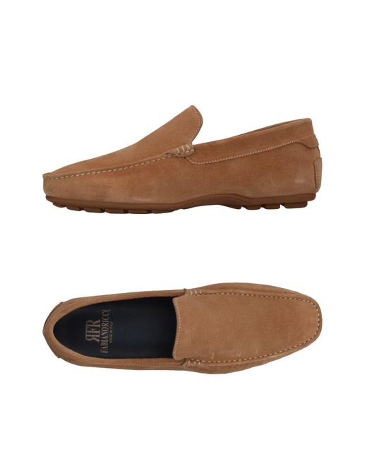Fabiano Ricci - Brown Loafer for Men - Lyst