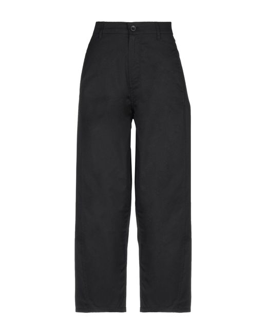 Caractere - Black Casual Trouser - Lyst