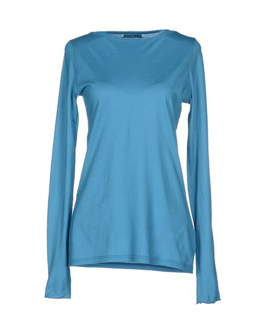 Almeria | Blue T-shirt | Lyst