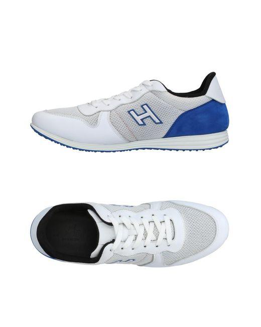 Hogan - White Low-tops & Sneakers for Men - Lyst