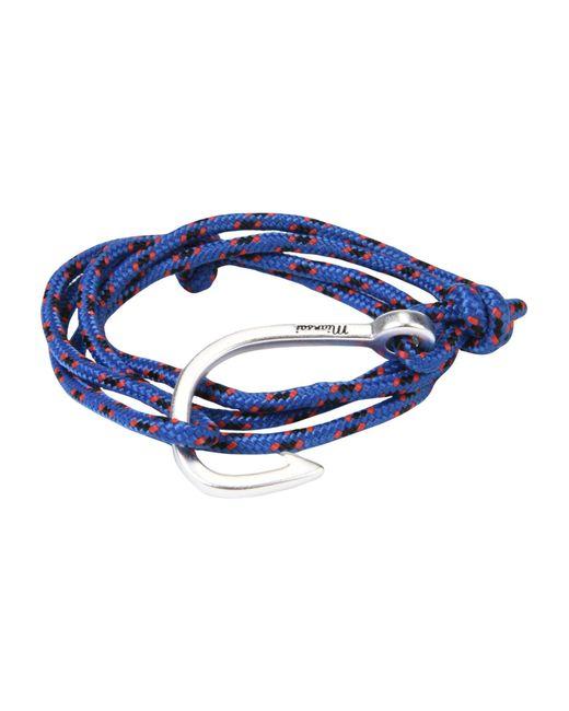 Miansai - Blue Armband for Men - Lyst