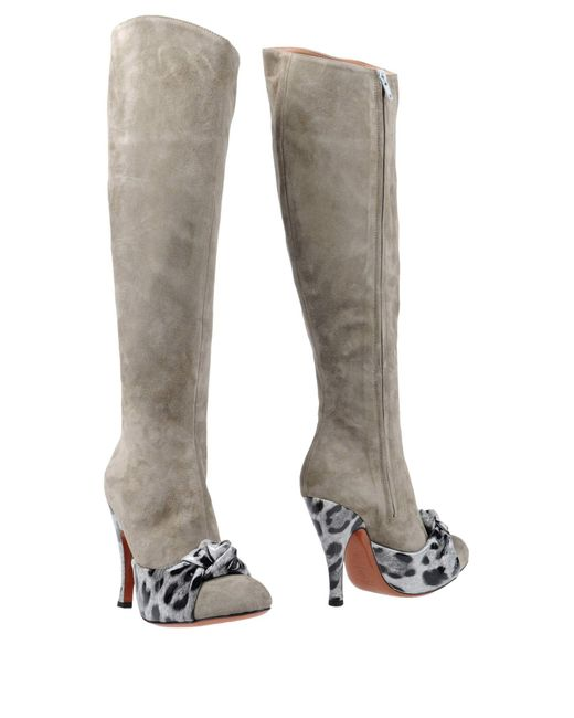 Vivienne Westwood - Gray Boots - Lyst